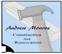 Andrew Monroe Construction & Renovation Logo